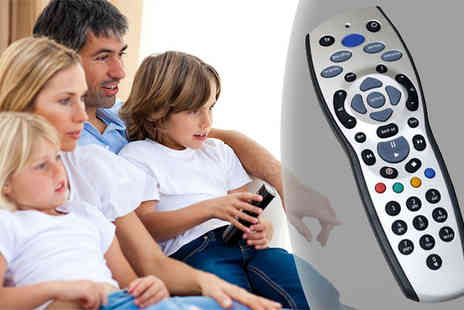 Supreme Direct - Sky Plus HD Compatible Remote Control - Save 77%