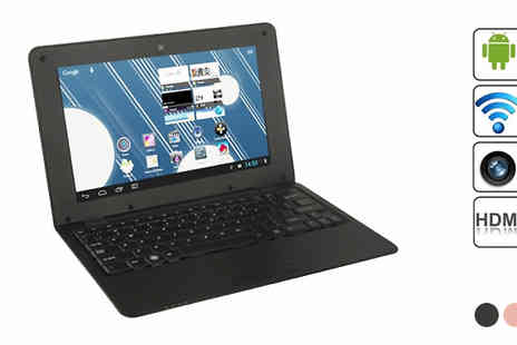 Rose River - 10.1 Inch Android Notebook - Save 47%