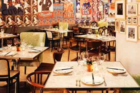 St Martins Lane -  Thrilling 3 Course Cuban Meal & Cocktail - Save 53%