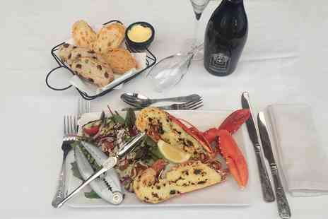 The Black Bull - Whole Lobster with Sides and Prosecco for Two or Four - Save 0%