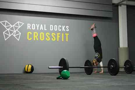 Royal Docks CrossFit - One Months Class Membership - Save 79%