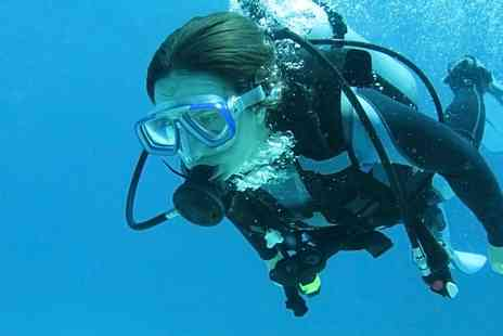 Academy Divers - PADI Open Water Diver Referral Course for One or Two - Save 0%