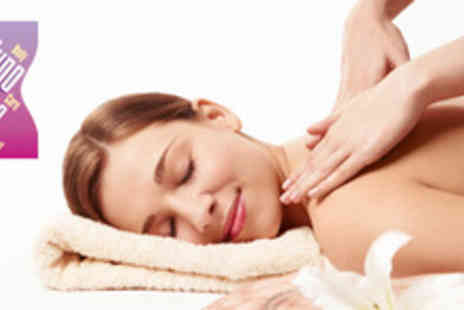 Hypolipo - 30 Minute hot or cold stone massage - Save 61%