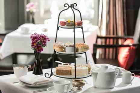 Park International Hotel - Afternoon Tea for Two with Optional Prosecco - Save 53%