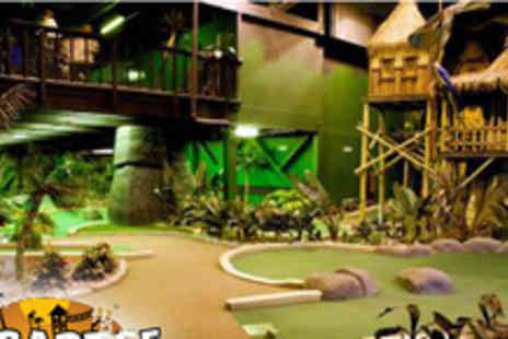 Paradise Island Adventure Golf - Round of Adventure Golf for Two - Save 57%