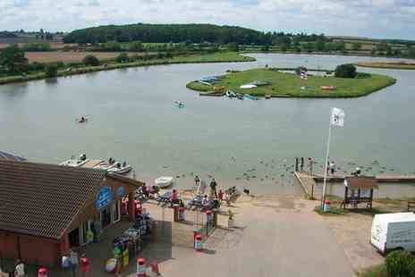 Bosworth Water Park - Family Outing With Crazy Golf and Snacks - Save 59%