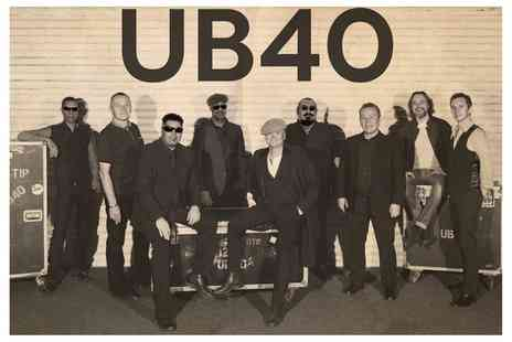 DHP Family - UB40 Live, 30 September To  22 October, 9 Locations - Save 0%