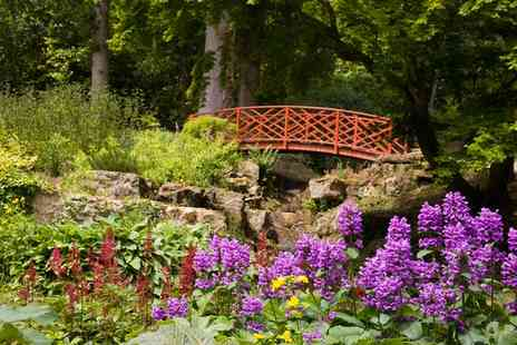 Batsford Arboretum - Family Ticket for Two Adults and Two Children - Save 0%