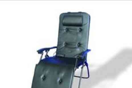 Medicarn - Deluxe C200 massage chair - Save 70%