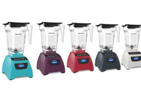 Groupon Goods Global GmbH - Blendtec Classic 575 or Designer 625 Blender in Choice of Colour With Free Delivery - Save 20%