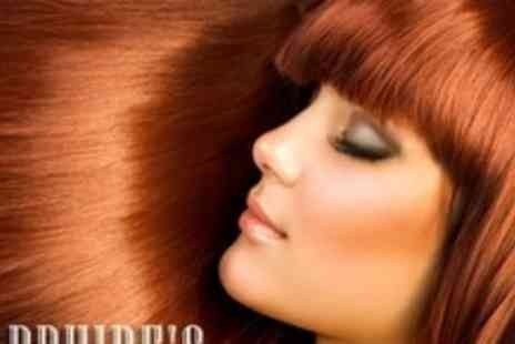 Sapphires Hair & Beauty - Half Head of Highlights or Full Head Colour With Restyle and Conditioning Treatment - Save 61%