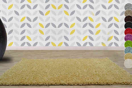 The Rug Shop UK - Shaggy Rug in  10 Colours & 4 Sizes - Save 0%