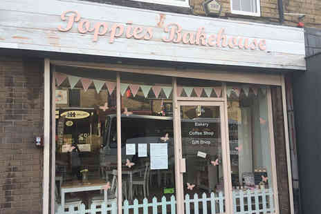 Poppies Bakehouse - Ttraditional afternoon tea for two - Save 50%