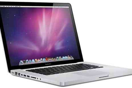 Wesellmac - Grade B Refurbished Macbook Pro MD101LL/a with US QWERTY Keyboard 4GB or 8GB with Free Delivery - Save 0%