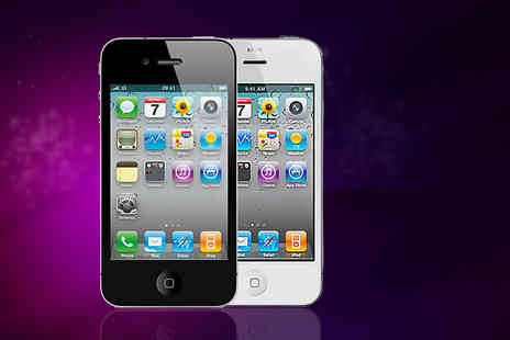 Fone Plaza - Unlocked grade B refurbished Apple iPhone 4 8GB or 16GB phone - Save 34%