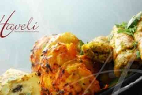 Haveli Restaurant - All You Can Eat Indian Sunday Buffet For Two - Save 62%