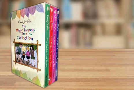 Price Cut Books - Enid Blytons The Faraway Tree childrens book set - Save 0%
