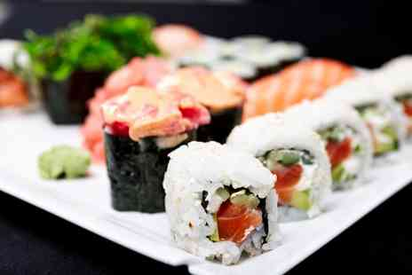 Yakii Sushi and Noodle Bar - All You Can Eat Sushi for Up to Four - Save 0%