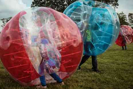 Zorbing Hire - One Hour Bubble Football for Up to 20 - Save 12%