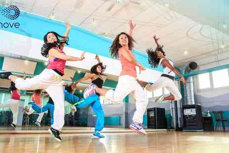 Move GB - Martial Arts, Dance Classes, Fitness, Bootcamp Ten Classes - Save 77%