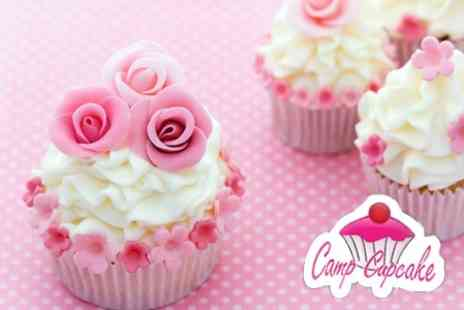Camp Cupcake - 12 Decorated Cupcakes for £7 - Save 61%