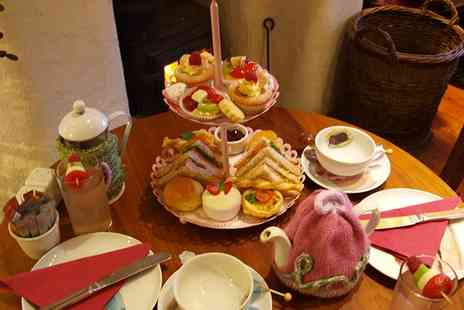 The Old Post Office Tea Rooms - Chocolate Indulgence Afternoon Tea For Two or Four - Save 0%
