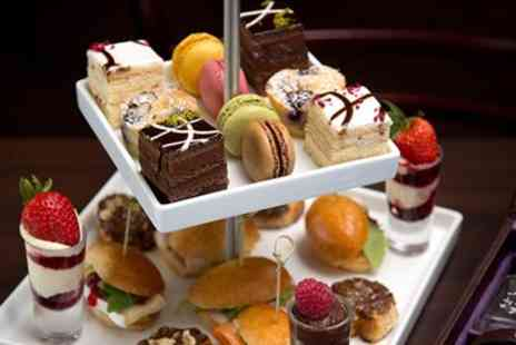 Hilton Bath City - Afternoon Tea & Bubbly for 2  - Save 57%