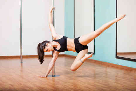 A Pole New Adventure - Five one hour pole dancing classes - Save 66%