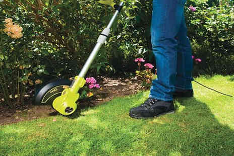 Capital Stores - Ryobi strimmer with edge trimming feature - Save 0%