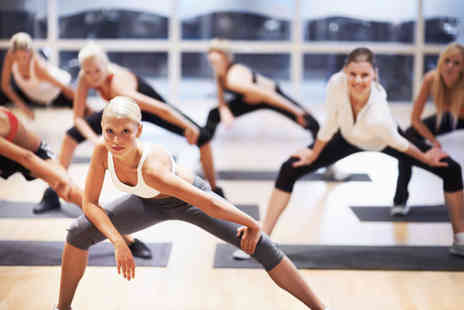London Fitness Classes - 10 fitness classes and unlimited gym access - Save 85%