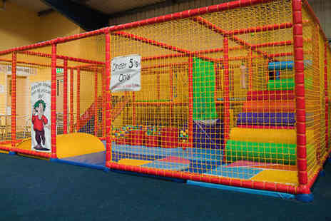 Pirates Cove Soft Play Centre - Six day passes to the Pirates Cove Soft Play Centre - Save 72%