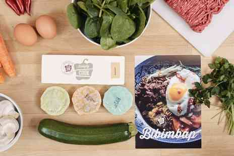 Simply Cook - Three Month Subscription to Bespoke Recipe Boxes - Save 65%