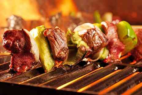 Rodizio Rico - All You Can Eat BBQ With a Caipirinha Cocktail - Save 39%