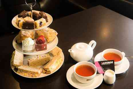 Love 2 Lounge - Afternoon Tea for Two or Four - Save 0%