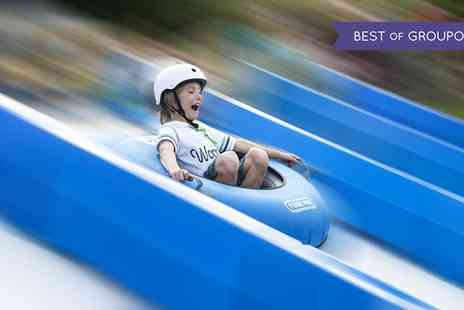 Super Tubing - Super Tubing 10 Rides For Two or Four - Save 46%