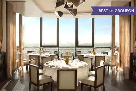 Michelin Starred Galvin - Michelin Starred Dining with Views over London - Save 0%