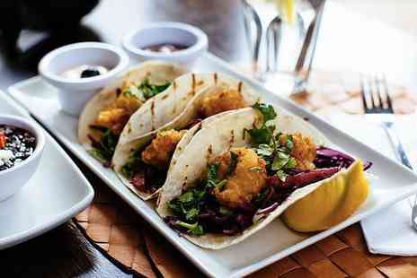 Cafe Pacifico - £50 or £100 Toward Mexican Food and Drink - Save 50%