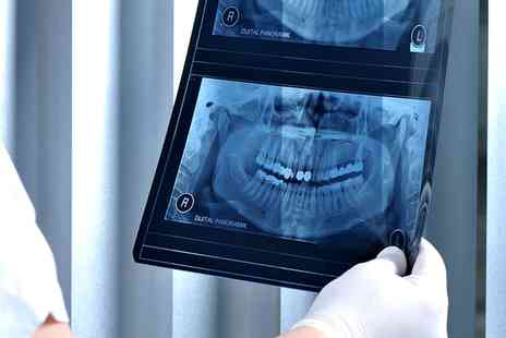 Queensgate Dental Practice - Scale and Polish with Optional Dental Exam and an X Ray - Save 52%