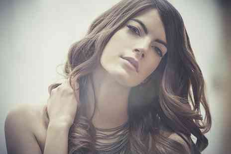 Divine Hair & Beauty - Wash, Cut and Blow Dry with Optional Half Head of Highlights - Save 51%