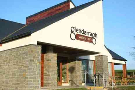 Glendarragh Valley Inn - One to Three Nights Stay For Two With Breakfast, Late Check Out Plus Wine - Save 38%