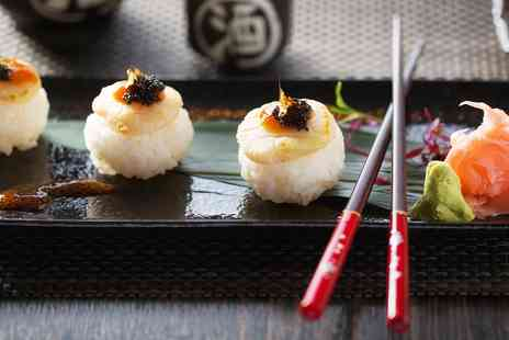 Ogino - Brilliant Japanese Meal for Two in Beverley - Save 41%
