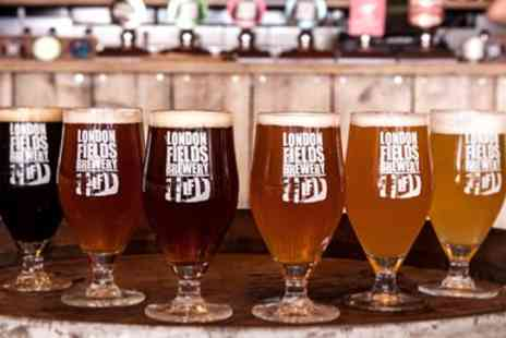 London Fields Craft Products - London Fields Brewery Tour & Beer Tasting - Save 50%