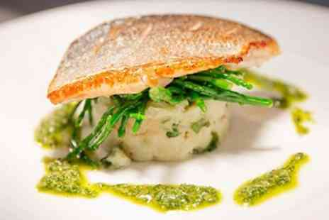 Chapel Bar & Restaurant - Two Course Meal for including a starter and a main course each - Save 34%