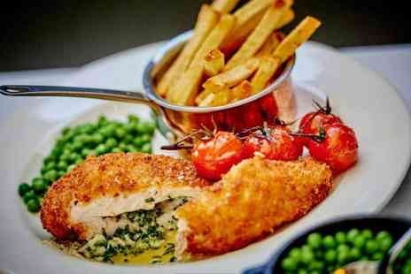 MPW Glasgow - Two course meal for two people - Save 50%