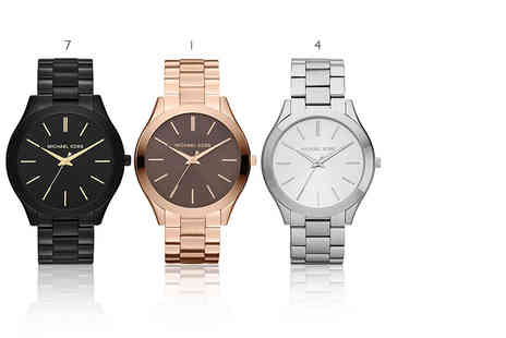 Gray Kingdom - Michael Kors watch choose from seven styles - Save 65%