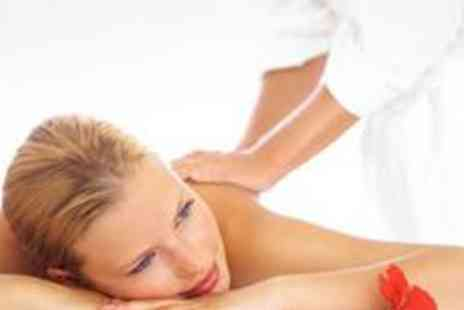 Spritz Me - One hour luxury facial and a 30-minute back, neck and shoulder massage - Save 73%