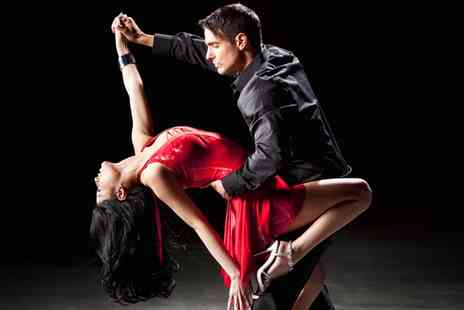 SalsaWild - Five Argentine Tango Classes for One or Two - Save 73%