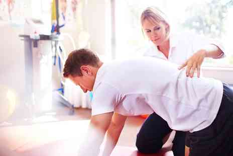 The Back Pain Centre - Chiropractic Exam with X Rays and One or Two Treatments - Save 86%