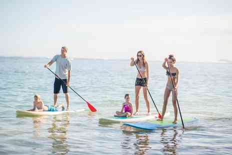 Dive and Dine Adventures - Paddle Boarding and a Pint or Picnic for One or Two - Save 56%