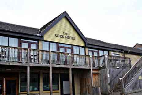 The Rock Hotel - One to Three Nights Stay For Two With Breakfast, Dinner and Wine - Save 0%